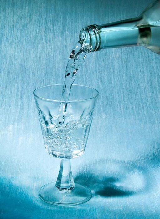 чистая водка