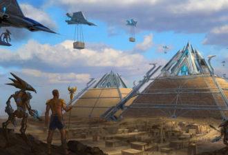 влияния внеземных цивилизаций