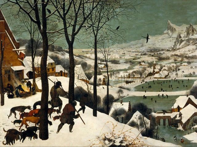 До какого возраста вы бы дожили в средневековье, холодная зима