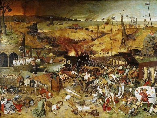 До какого возраста вы бы дожили в средневековье, эпидемия