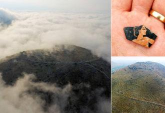 античный город возрастом 2500 лет