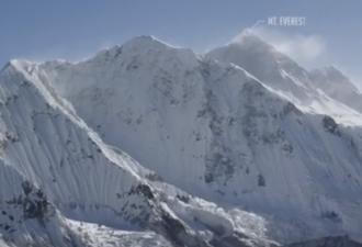 Гималаи с высоты