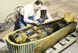 10 фактов о Древнем Египте