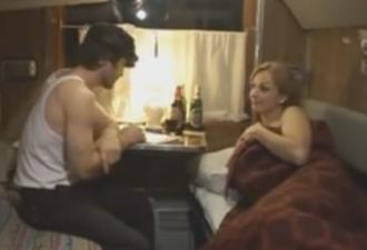 грузинский парень и симпатичная девушка