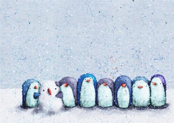 Волшебство зимнего времени