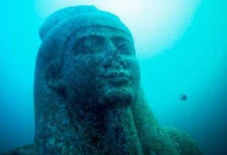 Древние города, ушедшие под воду