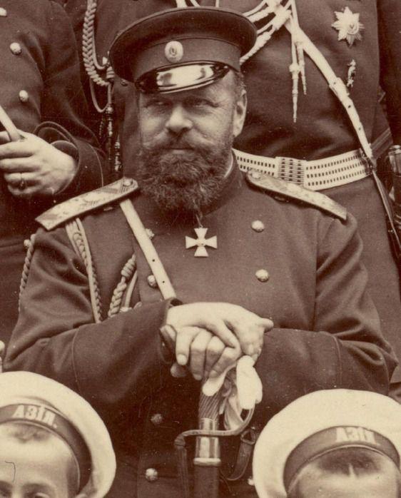 император Александр 3