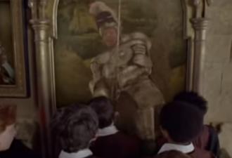 Вырезанные сцены из фильма Гарри Поттер