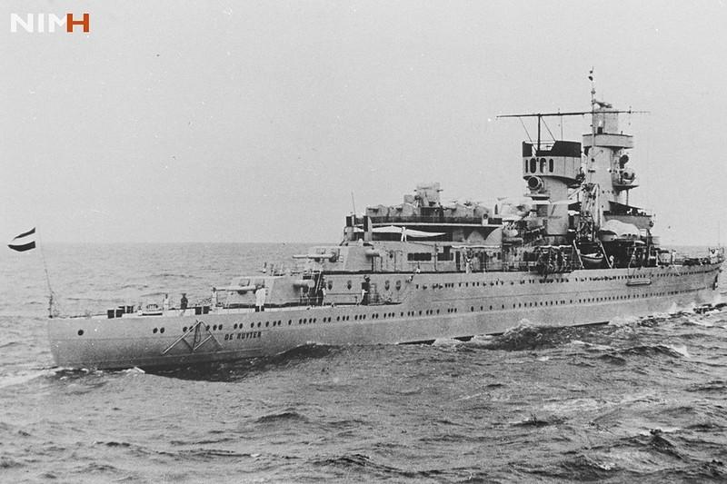 пропали шесть кораблей, эсминец