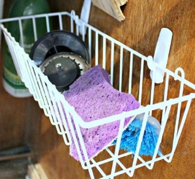 Хранение кухонных мелочей