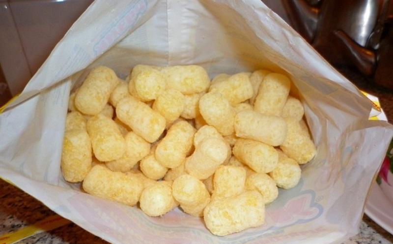 Советы по кухне, кукурузные палочки