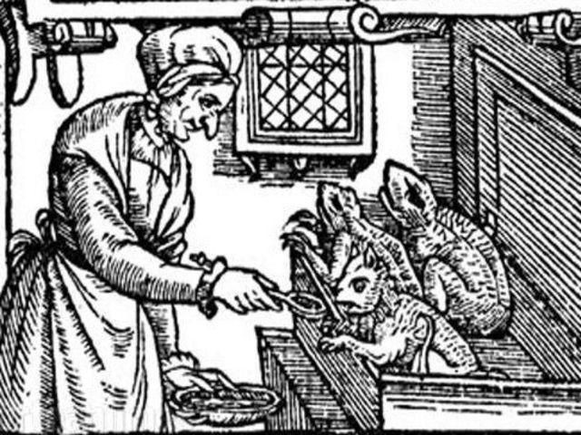 До какого возраста вы бы дожили в средневековье, ведьмы