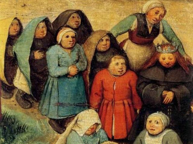 До какого возраста вы бы дожили в средневековье, многодетные