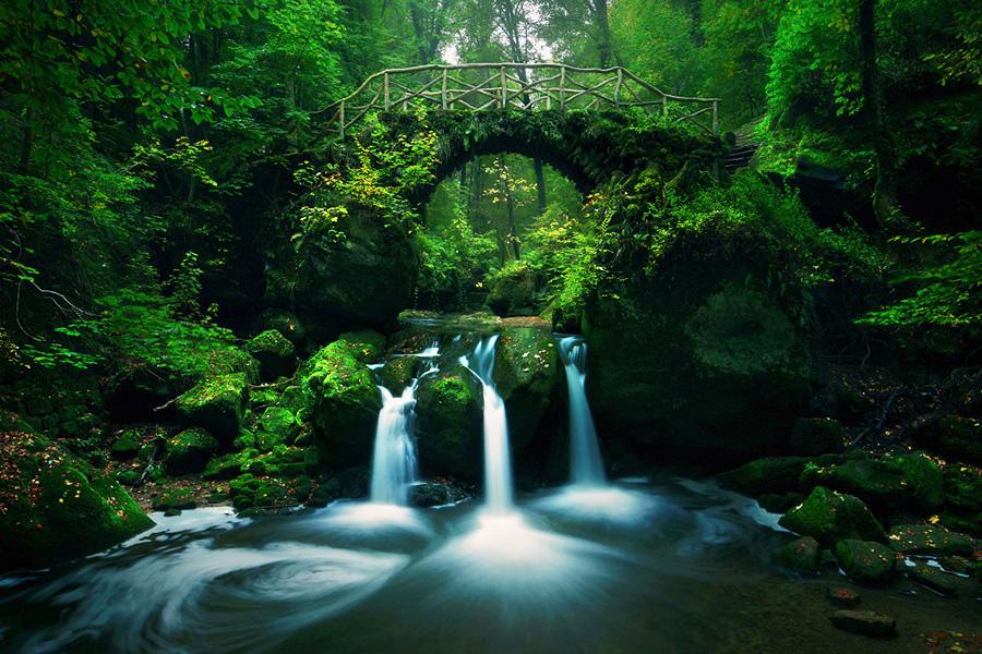 Удивительные мосты, Люксембургская Швейцария
