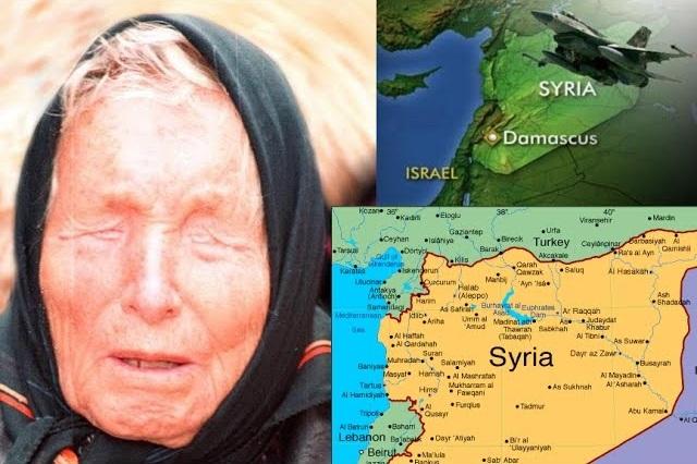 Предсказание о Сирии
