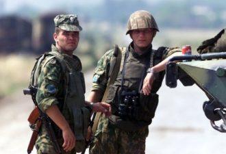 солдат рассказал о русских