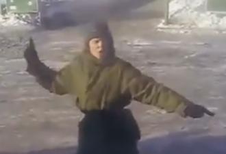 Танцующий солдат