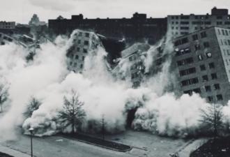 Взрывы зданий