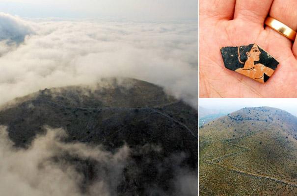 античный город возростом 2500 лет