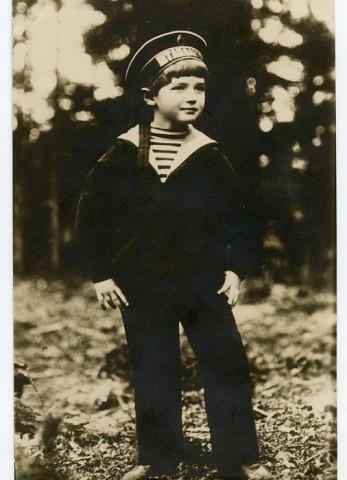 тайник с фотографиями Царской Семьи