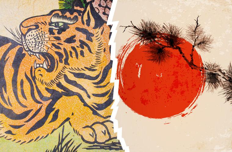 Китай и Япония