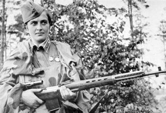 7 советских женщин, которых фашисты боялись