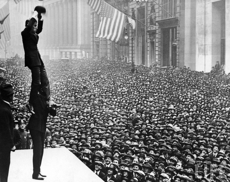 Уникальные исторические фотографии, которые вы должны увидеть