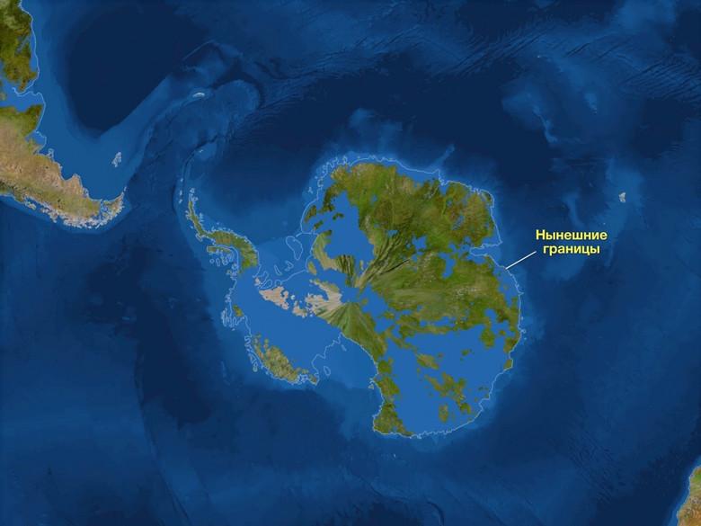 Как бы выглядела Земля