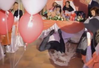 Свадебные падения
