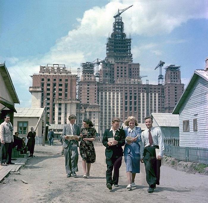 Редчайшие снимки из прошлого столетия