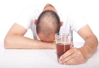 вывести алкоголь из организма