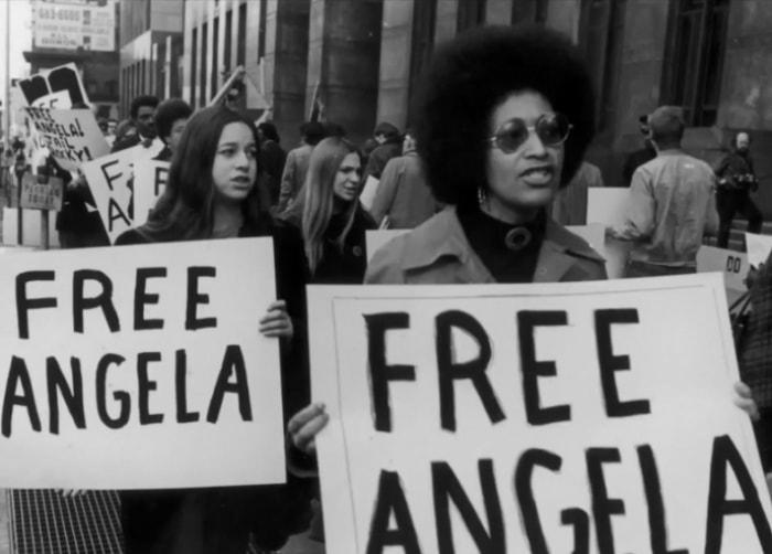 «Свободу Анджеле Дэвис!»