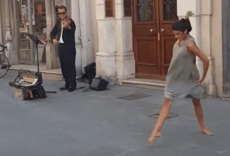 Балерина из Израиля