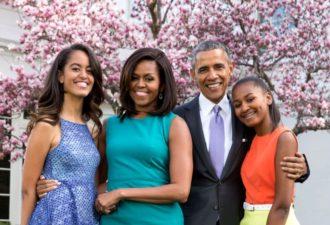 Где теперь живёт семья 44-го президента