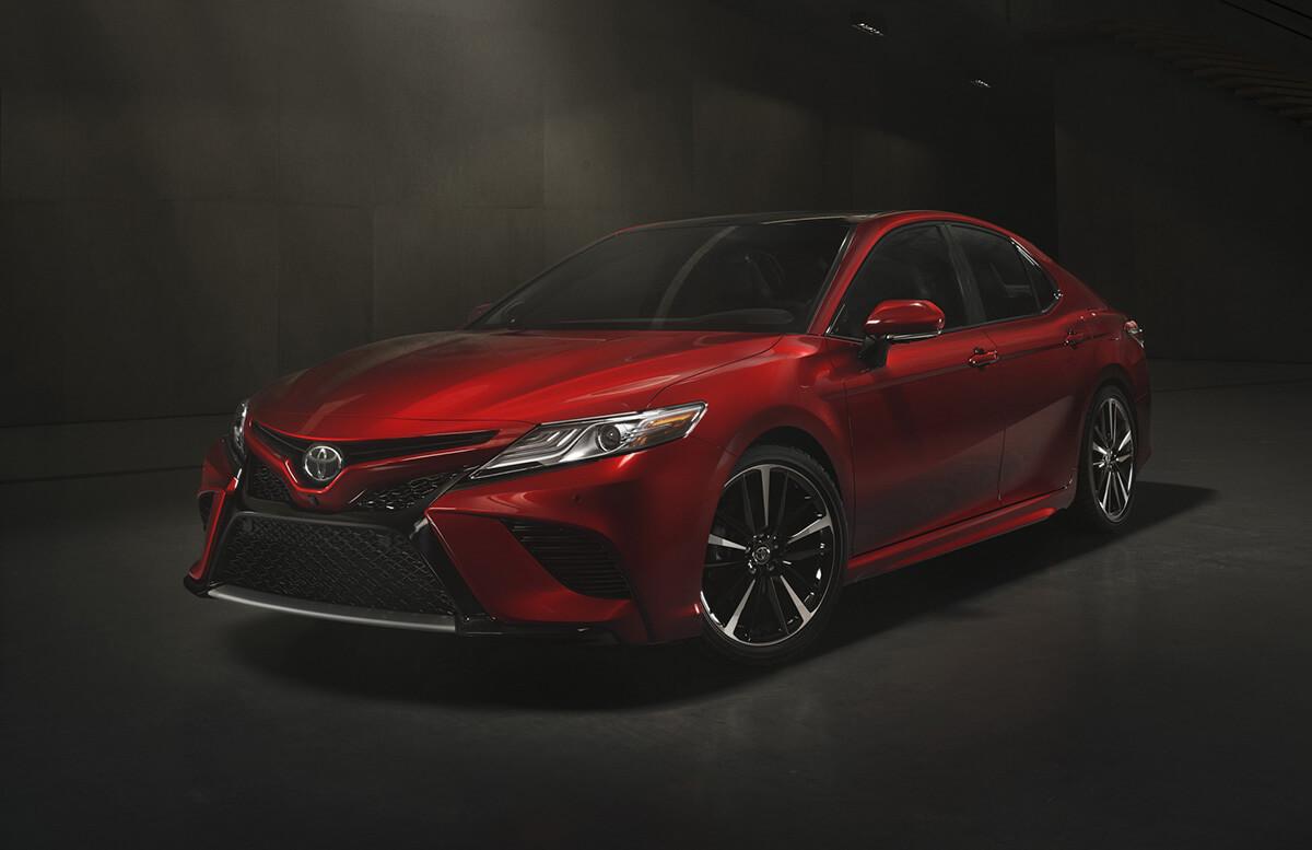 следующее поколение Toyota Camry