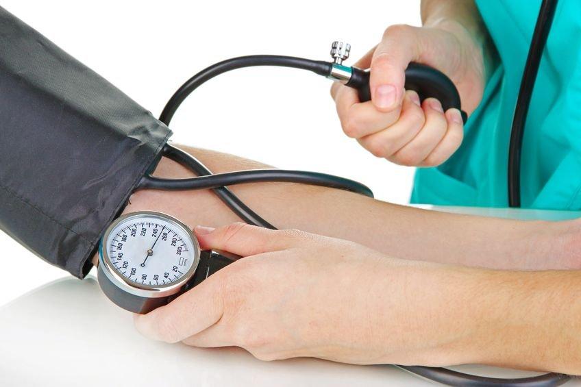 снизить артериальное давление
