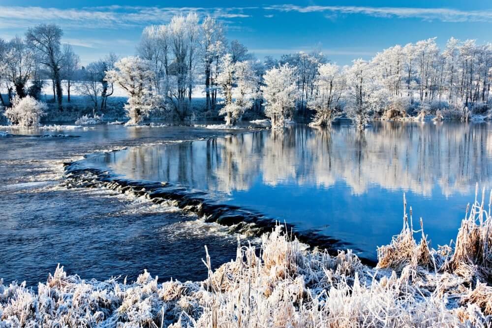 зима сказочно прекрасна, Валь-Мартелло, Италия