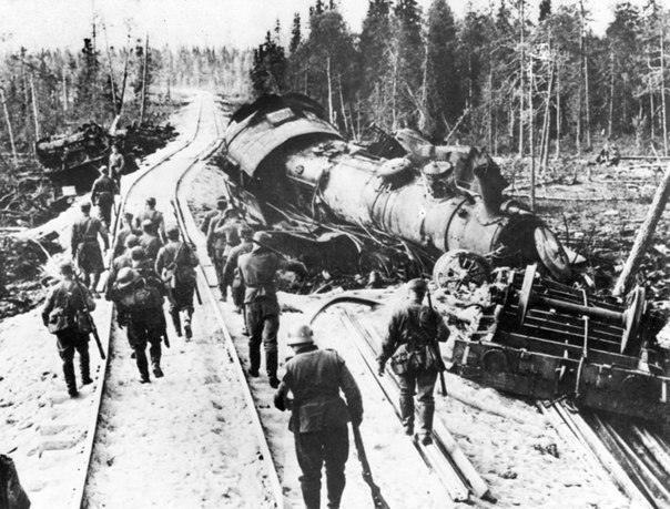 Как Николай I немцам в 1941 помешал!