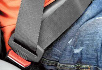 10 мифов о ремнях безопасности