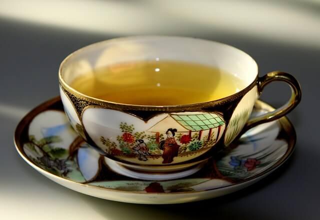 10 продуктов, которые почистят артерии, зелёный чай