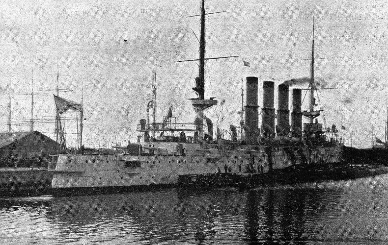 история крейсера Варяг