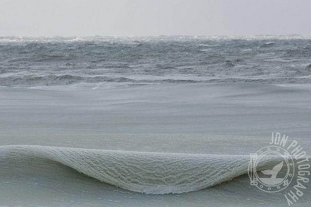 Замёрзшие волны
