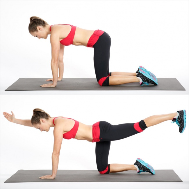 7 упражнений