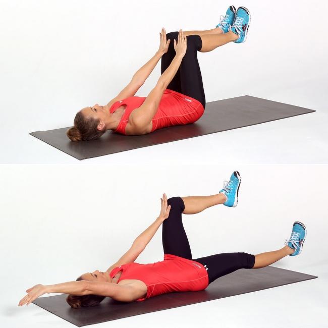 7 упражнений, которые изменят ваше тело за 4 недели