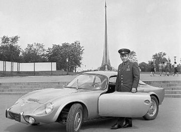 Неожиданные факты из истории мирового автопрома - «Русским след»
