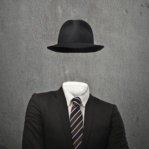 Человек без лица