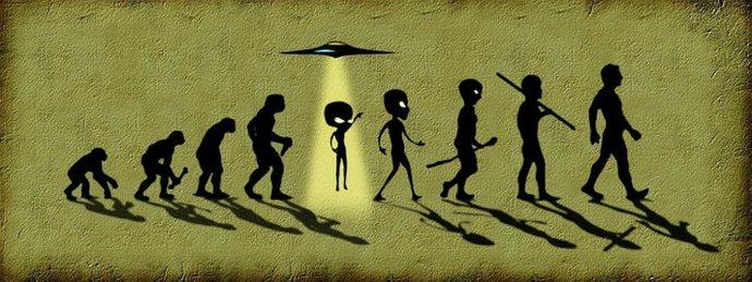 откуда произошло человечество