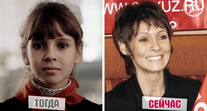 дети-актёры советских фильмов