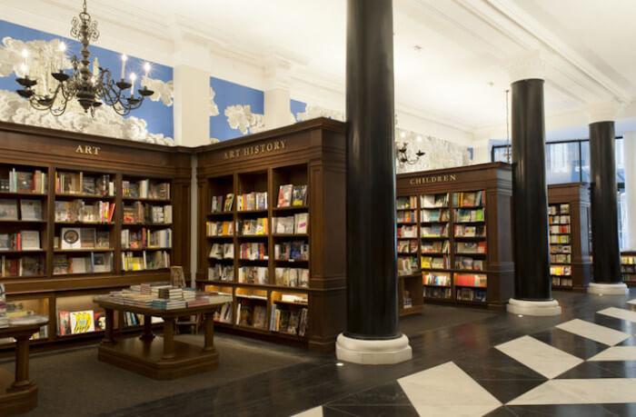 рай для настоящих книголюбов