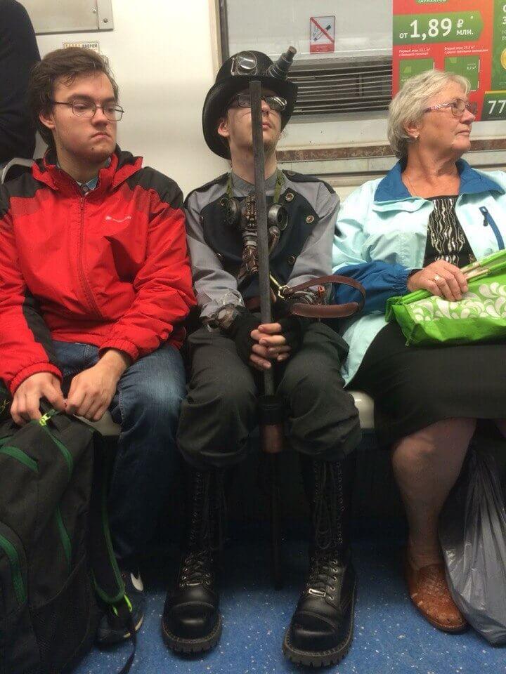 19 беспощадных пассажиров